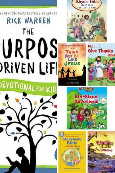 Children's Bibles & Devotion Books