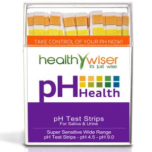 2 HealthyWiser pH Strips Review #HealthywiserpH