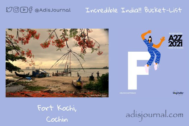 Fort Kochi ~ a cluster of colonial legacy