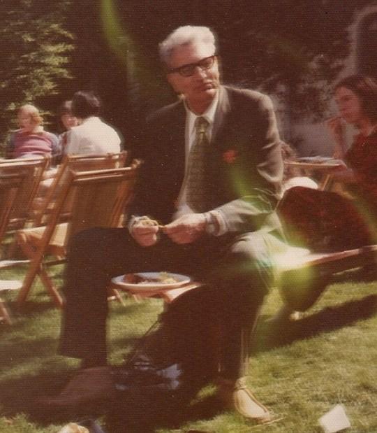 Jaro Polivka circa 1973