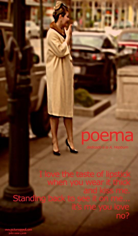 A Photo Poem by Pedro circa 2000