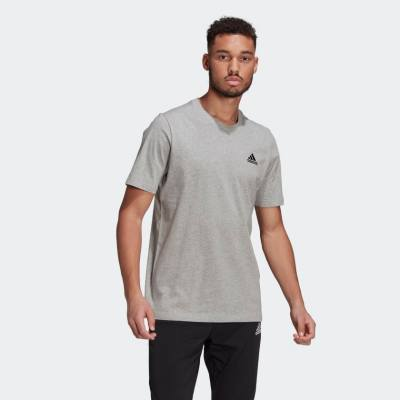 ADIDAS ESSENTIALS EMBROIDERED SMALL LOGO TEE GK9641