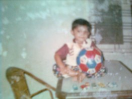 Me with Toys