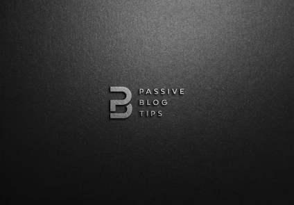 Passive Blog Tips logo