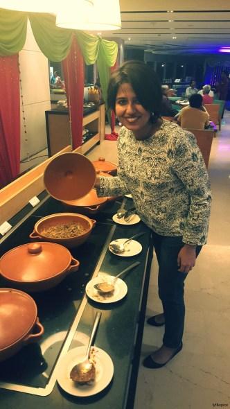 Hyderabad Food Festival at Fairfield by Marriott