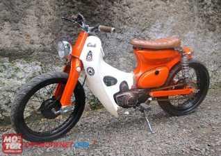 Street Cub C70