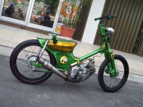 Choppy Cub Green