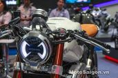 Keren. . .Modifikasi Di Ajang BIMS Honda 300 TT Concept Cafe Racer