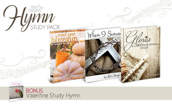 Hymn study pack