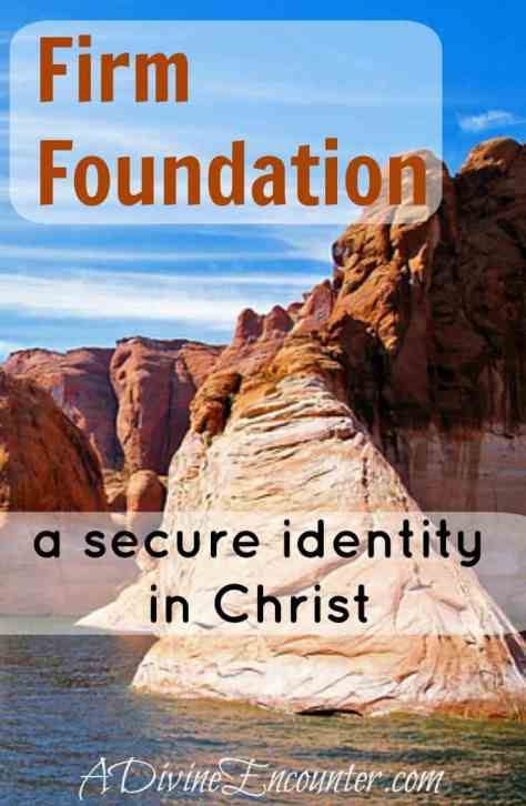 Thoughtful post considers the many aspects of our identity, concluding that the only firm foundation in life is our secure identity in Christ. (Isaiah 43:1) https://adivineencounter.com/firm-foundation
