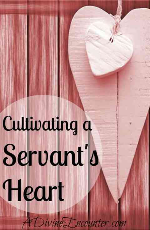 Refreshingly honest post unveils the challenge of cultivating a servant's heart, and considers its importance for Christians. (Philippians 2:6-7) https://adivineencounter.com/cultivating-a-servants-heart