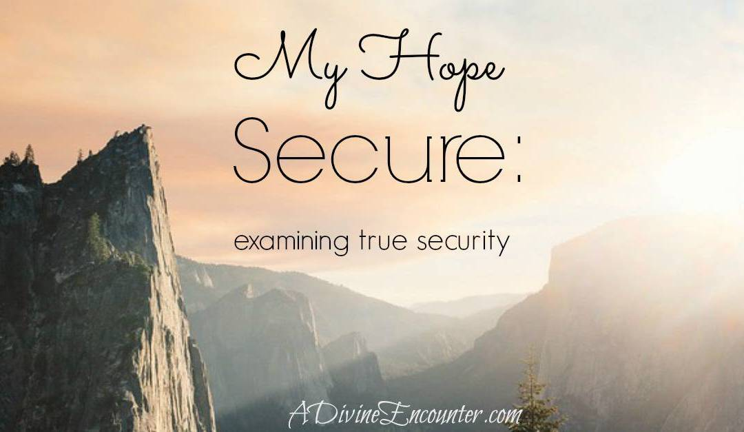 My Hope Secure