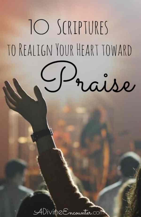 10 Prayers of Praise