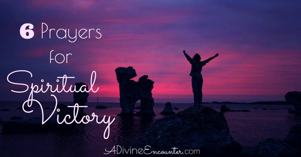 Prayer for Victory