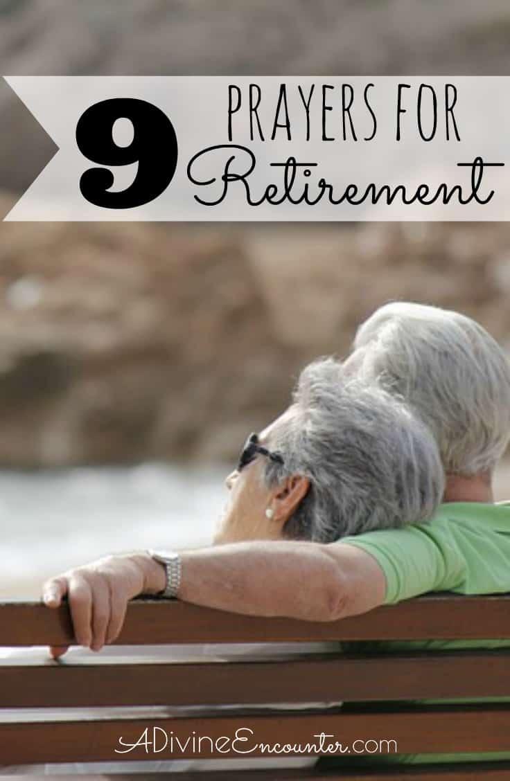 Prayers for Retirement