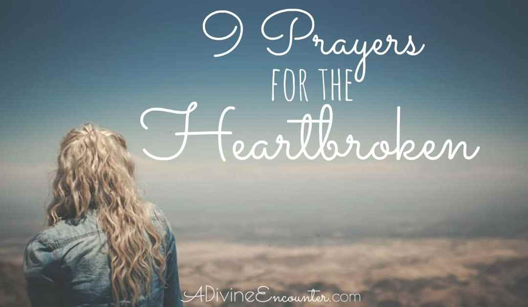 Praying the Scriptures: Prayers of Comfort