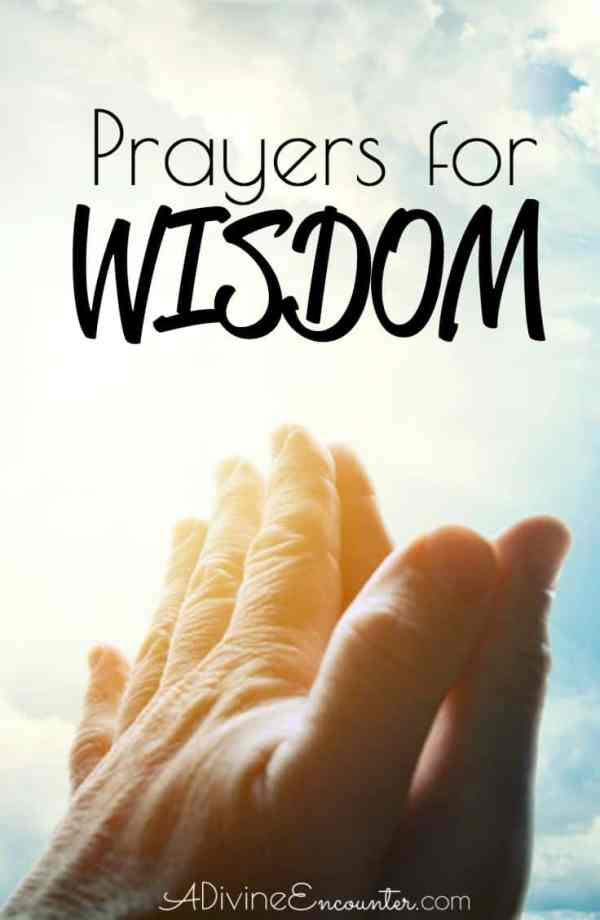 Praying the Scriptures: 12 Prayers for Wisdom