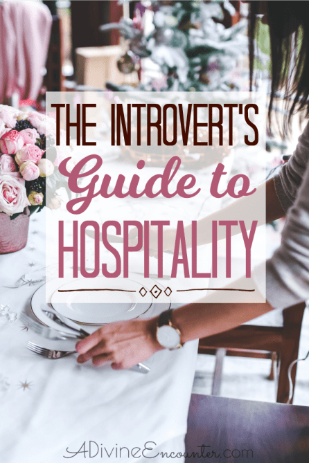 Introvert's Guide to Hospitality