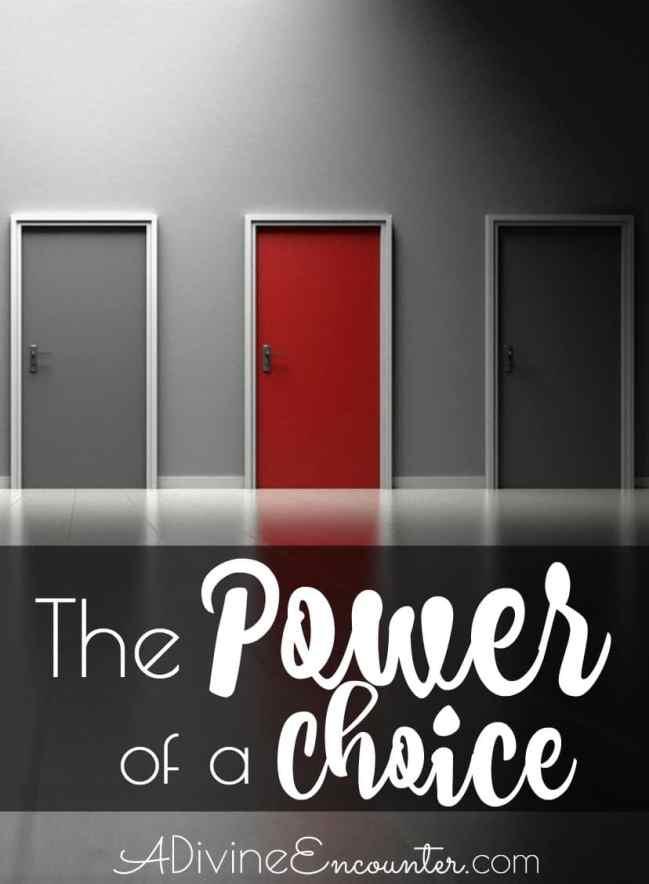power-of-a-choice