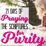 Praying the Scriptures for Purity