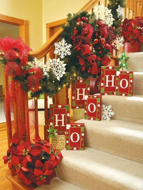 Indoor Christmas Decorations