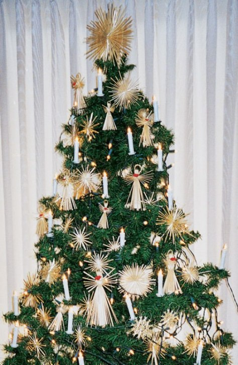 Inexpensive Christmas Tree Decorations