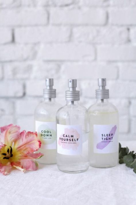 Refreshing Face Mists