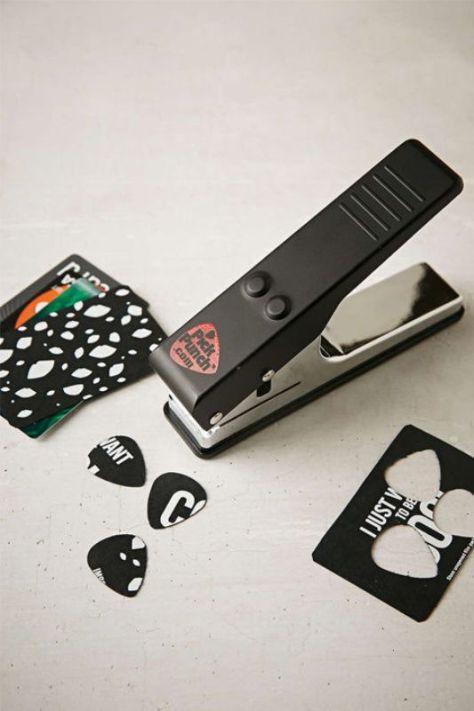 Guitar Pick Puncher