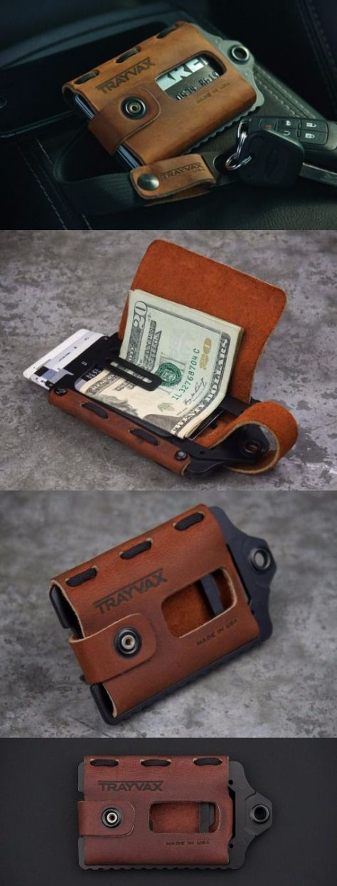Front Pocket EDC Minimalist Wallet