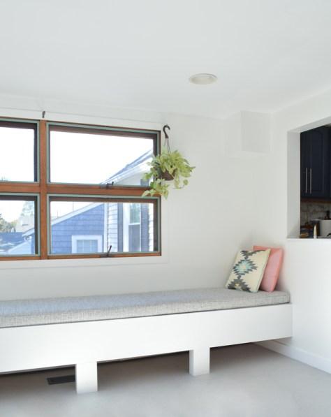 Modern Bench Cushion