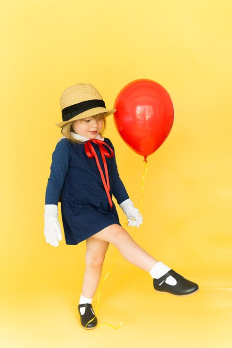 Madeline Halloween Costume For Kids