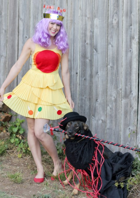 Princess Lolly Halloween Costume