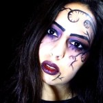 Witch Halloween Makeup Ideas With Tutorials