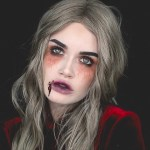 Vampire Halloween Makeup Tutorials For Creepy Halloween Look
