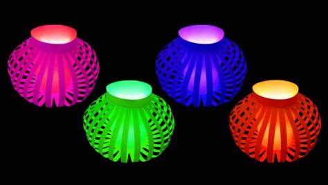 Paper Lantern Ball