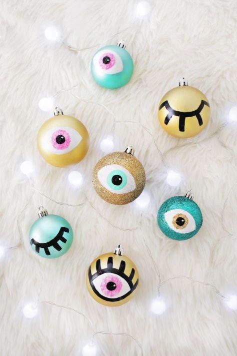 Eye Ornaments