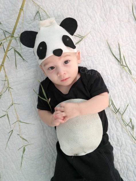 Panda Bear Costume