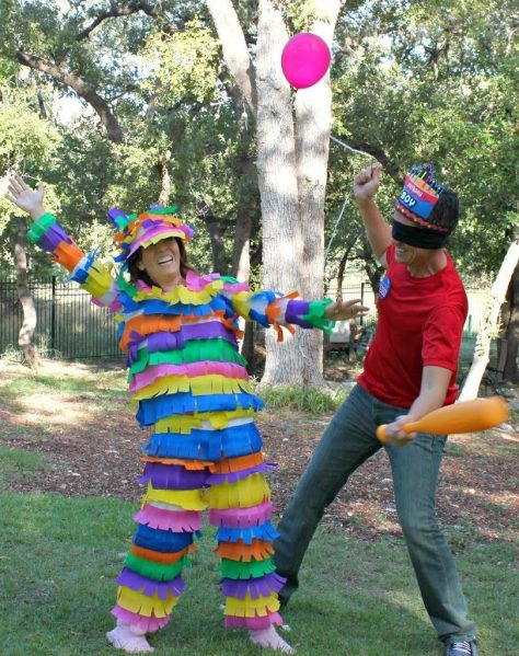 Pinata & Birthday Boy Couples Halloween Costume