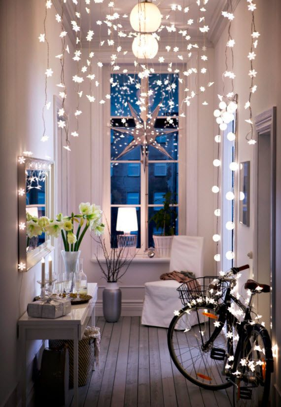 decorate small living room for christmas modern art apartment decoration ideas this year a diy projects studio apartments