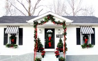 Porch Christmas Decorations - DIY Front Porch Decorating Ideas