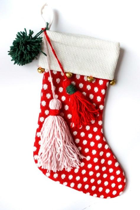 Tassel Stockings