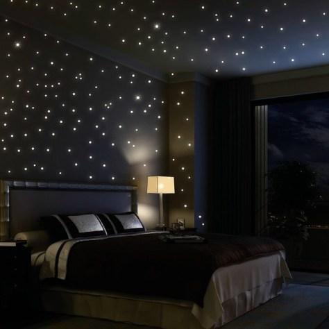Christmas Bedroom Ceilings