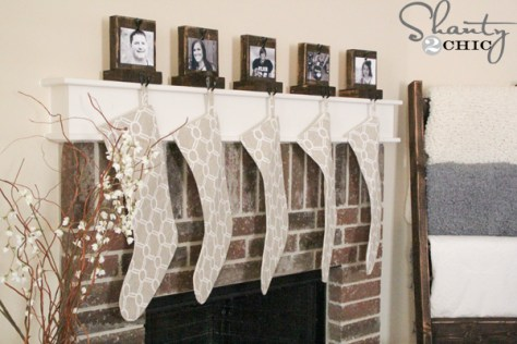 Photo Stocking Hangers