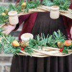 10 Creative DIY Advent Christmas Wreath Decoration Ideas