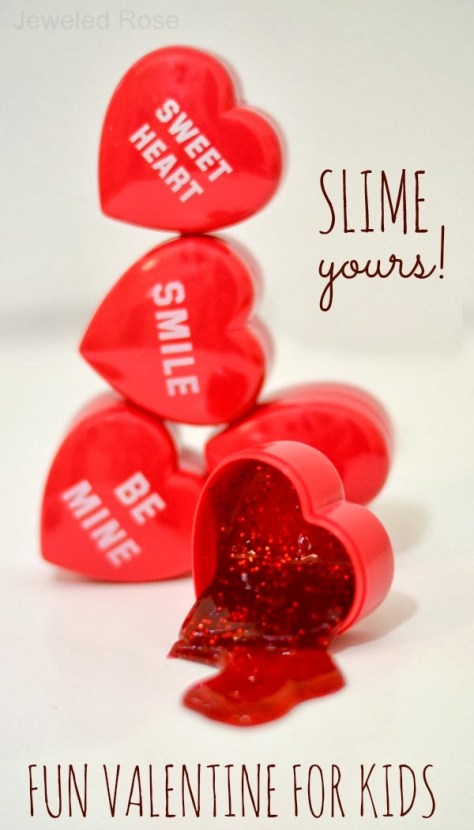 Melting Heart Slime