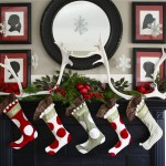 30 Beautiful Christmas Mantel Decorations Ideas