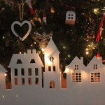 Christmas Village Decorations – 30 Beautiful DIY Ideas