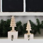 Christmas Stocking Holders For A Fabulous Decoration Display