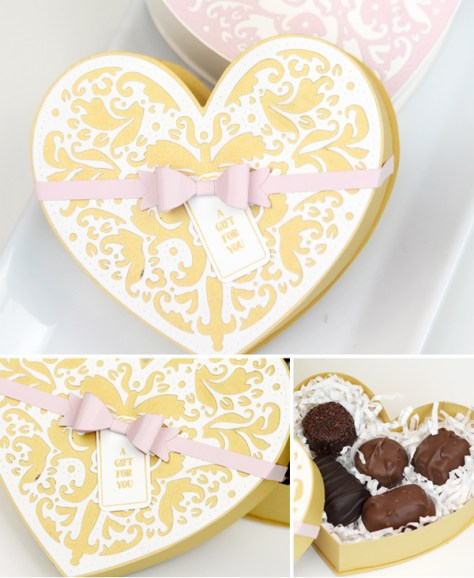 Handmade Box of Chocolates