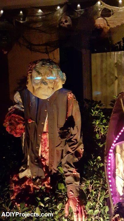 Halloween Zombies Decorations